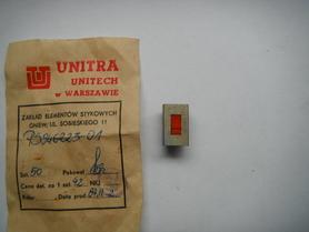 Przełącznik suwakowy Unitra PS946223-01