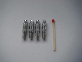 LEMO FAA.00.250 Wtyk miniaturowy COAX 50 Ohm 1 pin