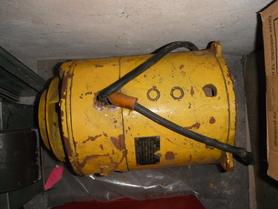 Silnik szeregowy prądu stałego LA3B