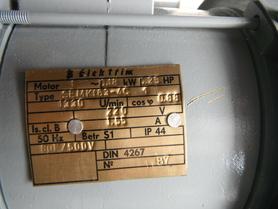 Silnik 0,18kW Elektrim SEMKf63-40 1330 obr/min 220V