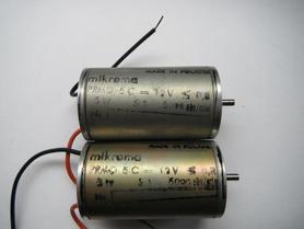 Silnik PRMO-5C Mikroma 12V 5W 5000 obr/min