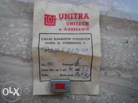 Przełącznik suwakowy płaski 2 pozycje PS 946223-01