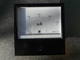 Amperomierz MER-96TM zakres 0-400 uA