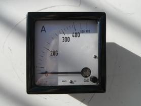 Amperomierz 400A /800A typ E-19 Lumel