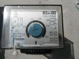 Przekaźnik REn-80 zakres 125-250V Nowy 220VAC