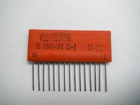 Logister E100-01 H1 Telpod układ scalony