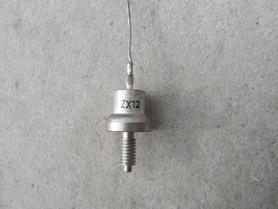 Dioda ZX12 gwint M4 12V 10W