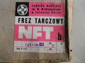 Frezy tarczowe NFTb różne produkcja Jelenia Góra