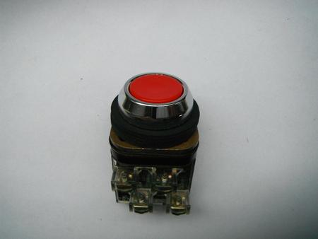 Przycisk sterowniczy tablicowy XB2-MA41 czerwony  (1)