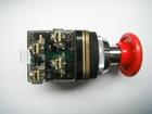 Przycisk grzybek sterowniczy tablicowy XB2.MC42 czerwony  (2)