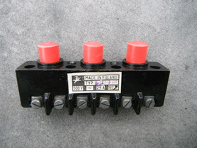 N-227-3rrr Przycisk sterowniczy 500V 2,5A Pokój