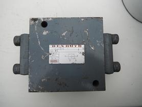 Hydrauliczny zawór zwrotny Rexroth SL20G20