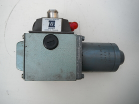 Elektrozawór hydrauliczny Rexroth 3WE10A4,1/G24NDL 315 bar