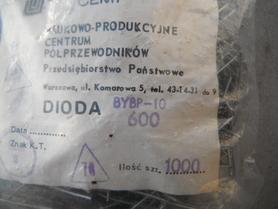 Dioda BYBP-10 600 Unitra Cemi