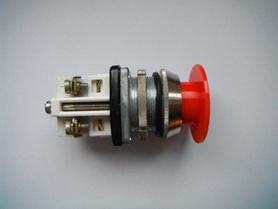 Przycisk grzybek NEF-De/n 2,5A 500V sterowniczy tablicowy