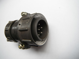 SzR28P7NG7 Wtyczka kablowa prosta 7 pinów