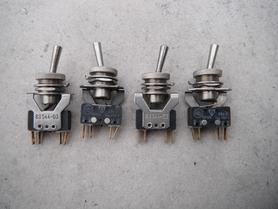 Przełącznik miniaturowy 83544-03 Nowe 250V 2,5A Fael