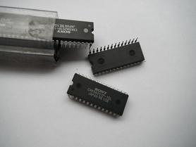 CXK58257P-10L SONY układ scalony