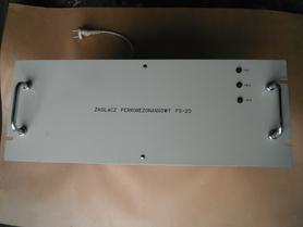 Zasilacz ferrorezonansowy FS-20 +15V/-15V