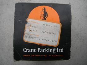 Uszczelnienie mechaniczne Crane Packing T2/BF871/W mechanical seal 1A&2