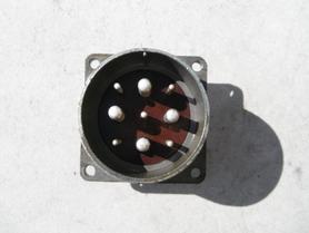 SzR48P9ESz7 Uchwyt agregatowy 9 pinów złącze