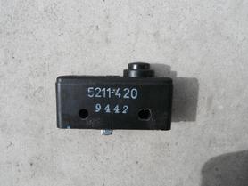 Łącznik miniaturowy 5211-420 wyłącznik krańcowy 16A 380V