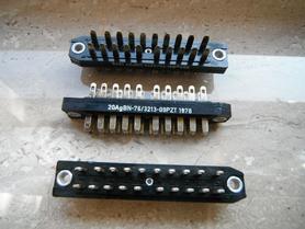 Wtyk symetryczny 20 stykowy złącze nożowe 20 pin