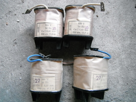 Cewka stycznik St-5Z napięcie 220V i 380V 50Hz