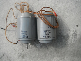 Tonsil typ SA-5,5 110V silnik