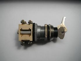 Przycisk sterowniczy stacyjka NEF-Z 2,5A 500V
