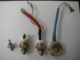 Tyrystor 2A, 10A, 36A, 40A, 80A, 125A, 160A, 250A, 300A NOWE.