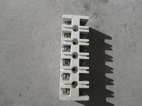 Listwa zaciskowa 10 mm 6 torów typ 526 T55 500V listwy zaciskowe