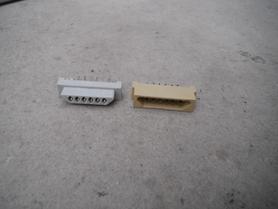 Złącze GWP-WWP 6 złącze do druku 6 pinów gwp/wwp 6