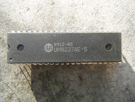 UM8237AE-5 DIP40 CMOS clock generator driver DMA kontroler
