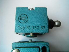 Głowica typ 8105032 wyłącznik krańcowy Fael