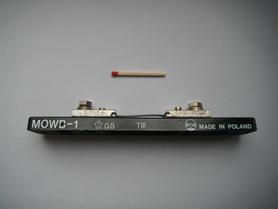 Bocznik prądowy 15A 60mV MOWB-1 klasa 0,5 ERA
