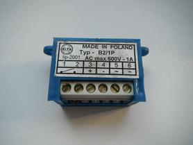 Układ prostujący prostownik Typ. B2/1P Elfa 600V 1A hamulec
