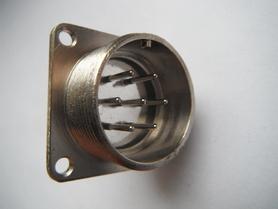 2RMGD27B7Sz5E2B Uchwyt agregatowy gniazdo złącze wtyk 7 pin