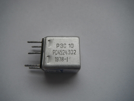 Przekaźnik RES 10 typ RS4524302 РЭС 10