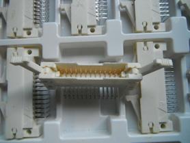 26 pin, wtyk, kątowy, z zatrzaskami PSD-LEIHVERP.22/42