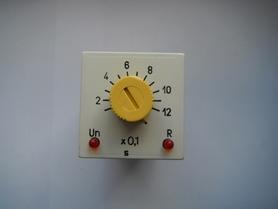 RTx-32 Przekaźnik czasowy x0,1s 220V 50Hz nastaw 0,1-1,2s