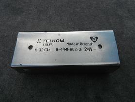 Przekaźnik kontaktronowy K-32/3x1 8-4441-662-3 Nowe 24V