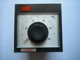 RE52 regulator temperatury 0-100*C Lumel do Pt100 re-52