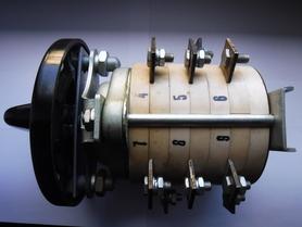 Wyłącznik łącznik pakietowy 100A 250 / 500V typ 1193T/19E