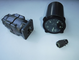 Tachometr TE10-48M obrotomierz DT-5M ДТ-5М ТЭ10-48М
