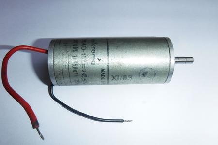 Mikroma PRMO-15A silnik 24V 14400obr/h 0,8A 10W 3500obr/min (1)