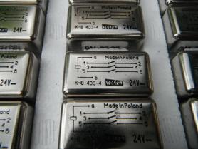 Przekaźnik kontaktronowy K-8 403-4 24V 3 styki