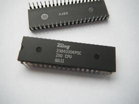 Zilog Z0840004PSC Procesor Z80 CPU N.O.S.