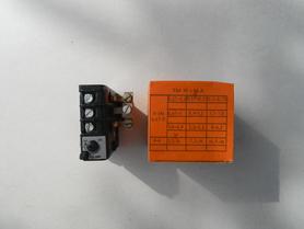 TSA 16A Przekaźnik termiczny termik różne zakresy