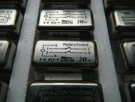 Przekaźnik kontaktronowy Telfa K-7,K-8,K-32